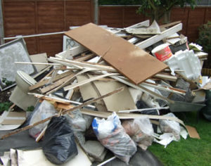 rubbish removal london